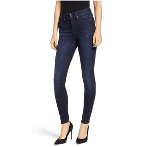 Good American Good Legs High Rise Skinny Jeans 26